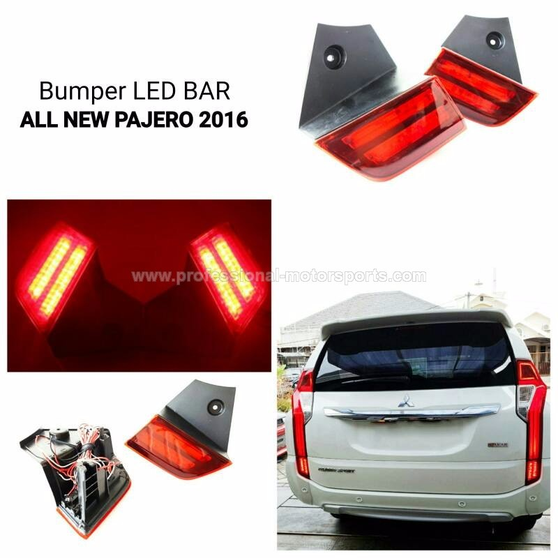 LED Reflector / Rear Bumper LED