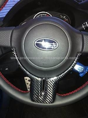 INTEC Carbon FiberSteering wheel cover