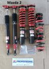 GAB SS series coilover kit for Mazda 2